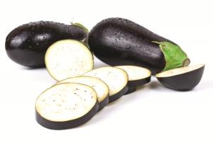 farm fresh eggplant