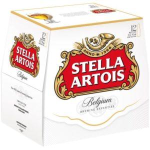 stella artois 6 pack