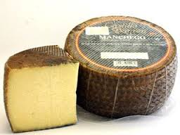 spanish manchego cheese (aged 3 months)