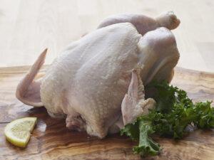 grade a whole chicken