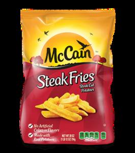 mccain frozen fries