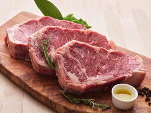 bone in shell steaks
