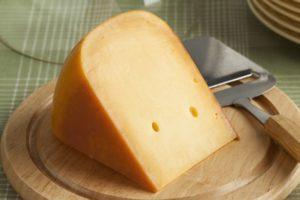 basil & garlic gouda cheese