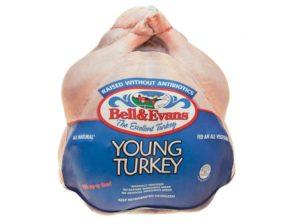 bell & evan's fresh turkey