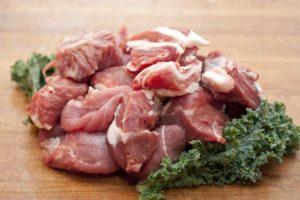 lamb stew meat bone-in