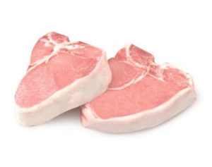 loin veal chops