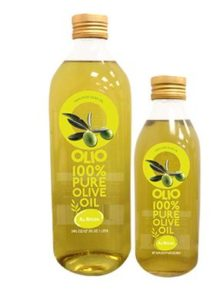 olio extra virgin olive oil & sunflower oil