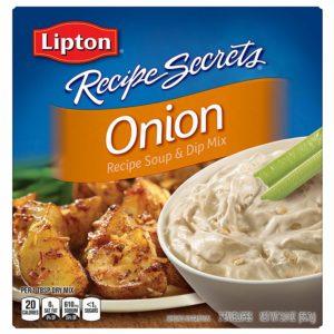 lipton recipe secret onion mix