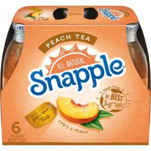 snapple iced tea