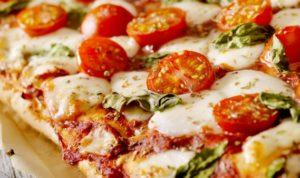 flatbread margarita pizza