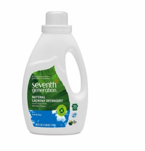 7th generation 2x liquid detergent