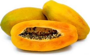 sweet jumbo papayas
