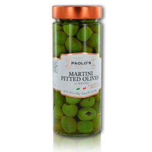 paolo's martini pitted olives