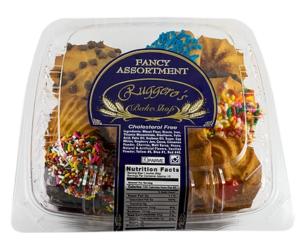 ruggero's italian butter cookies