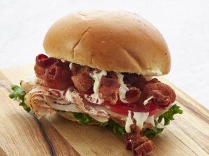 blt turkey sandwich