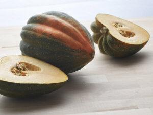 fresh acorn squash