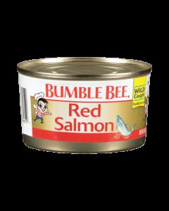 bumble bee red alaskan salmon
