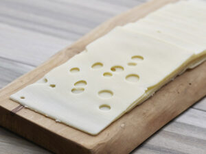 lacy swiss cheese