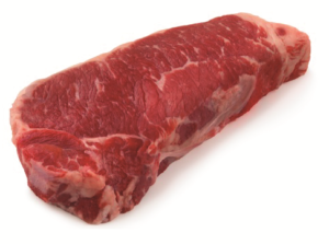 boneless shell steak