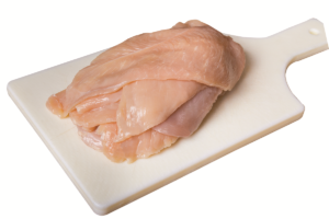 thin sliced chicken cutlets grade a