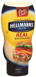 hellmann's squeeze mayonnaise