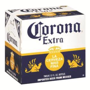 corona extra bottles 12 pack