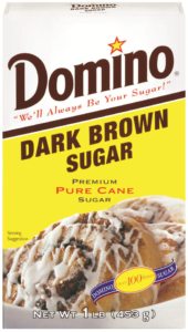 domino light/dark brown sugar