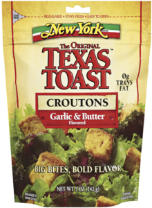 texas toast croutons