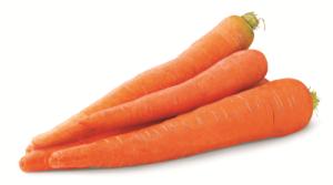 organic cello carrots
